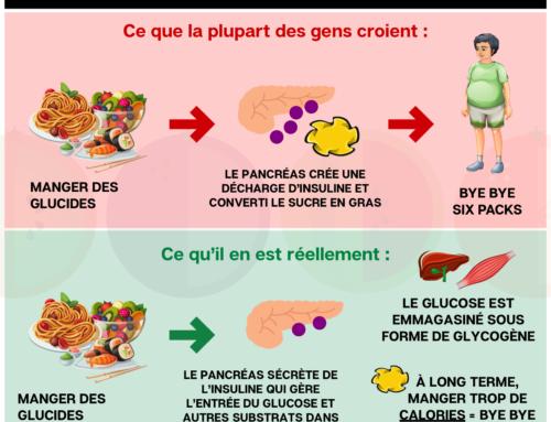 L'insuline et la théorie de la prise de poids